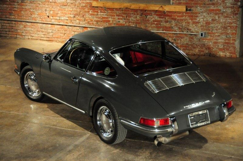 1966 Porsche 912 German Cars For Sale Blog