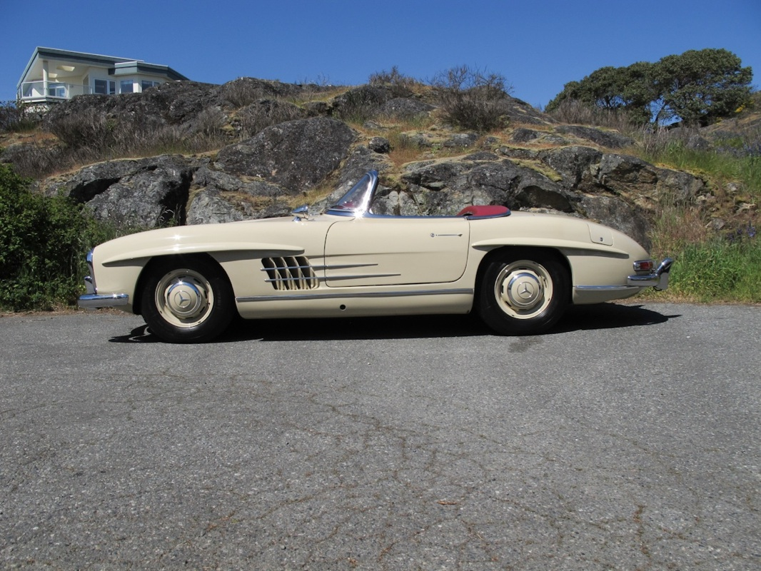 1960 mercedes benz 300sl roadster german cars for sale blog for 1960 mercedes benz