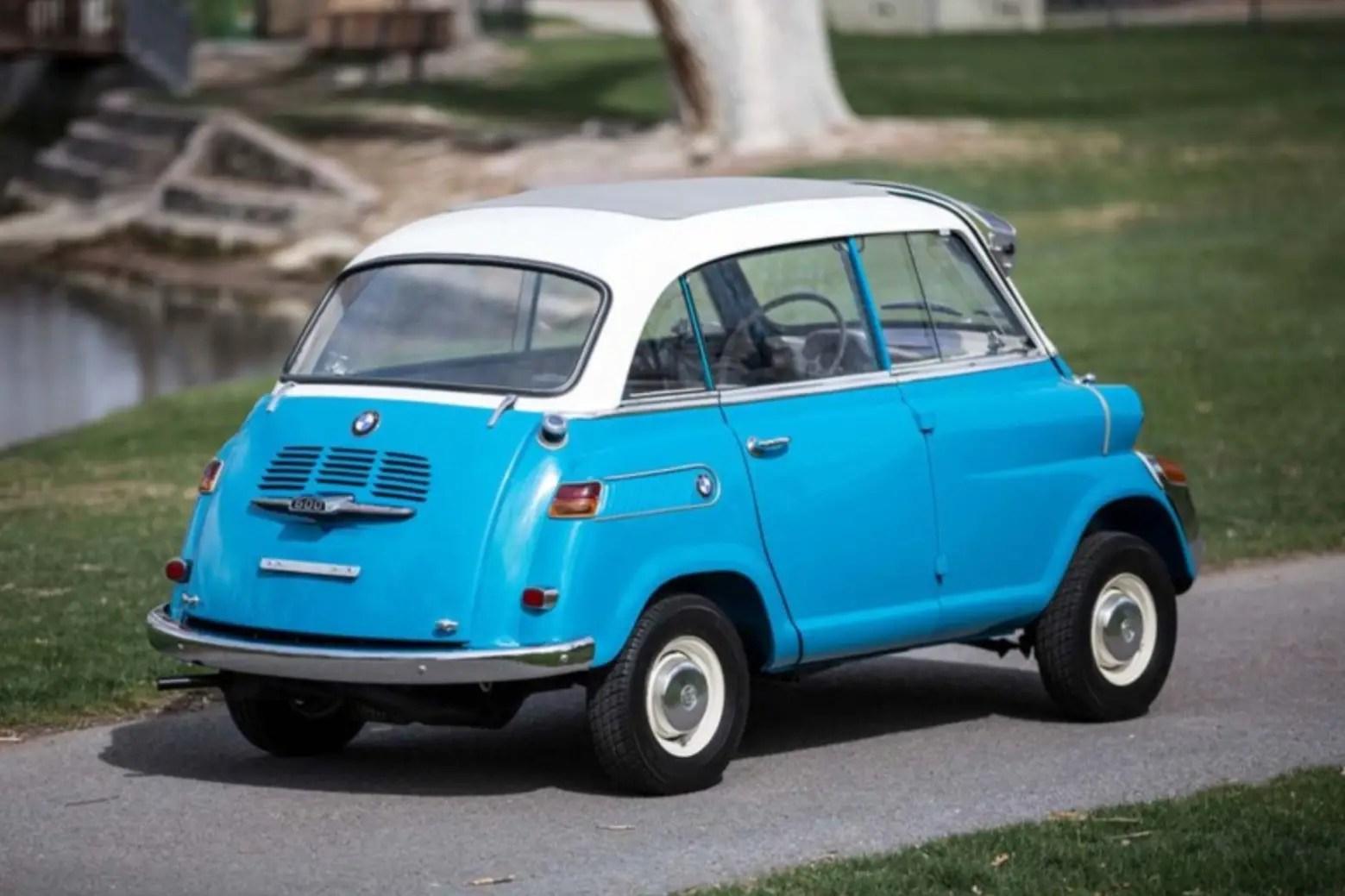 1959 bmw 600 german cars for sale blog. Black Bedroom Furniture Sets. Home Design Ideas