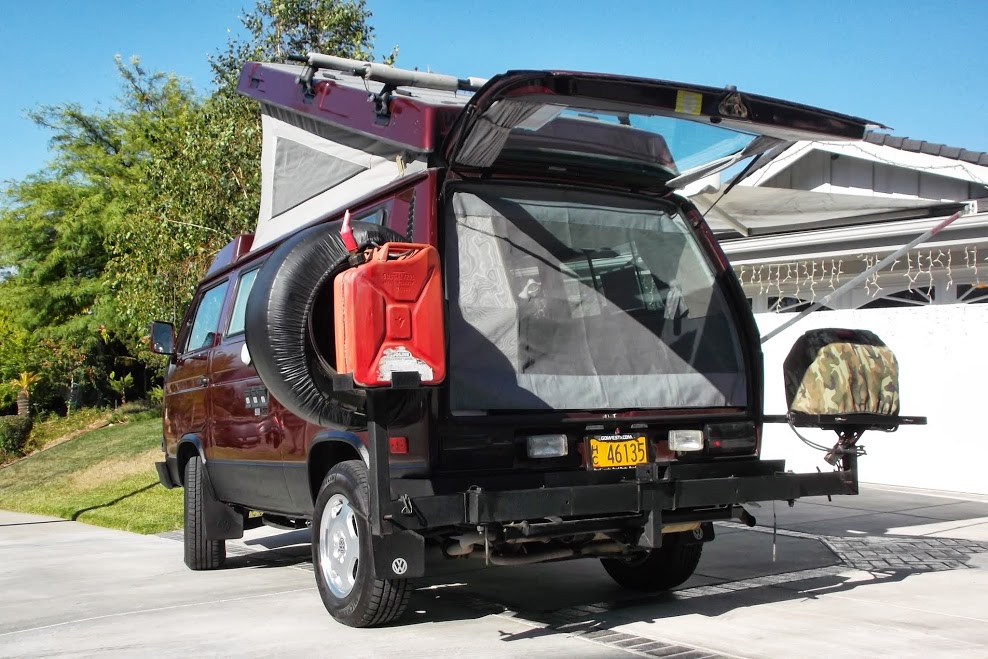 1991 Volkswagen Vanagon Syncro Westfalia German Cars For