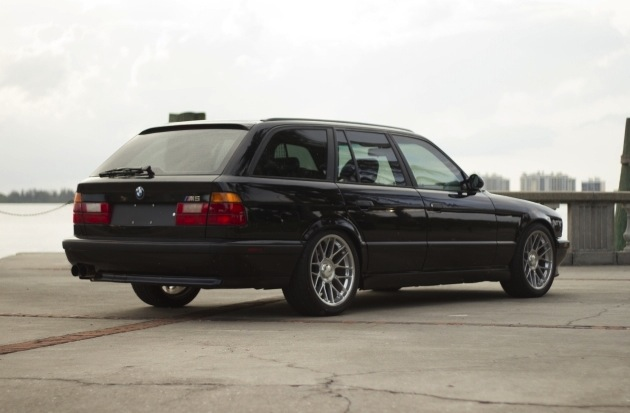 1993 BMW 525iT (M5 Touring Clone) – German Cars For Sale Blog
