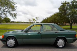 Mercedes W201, 190E  26: What do we know about these