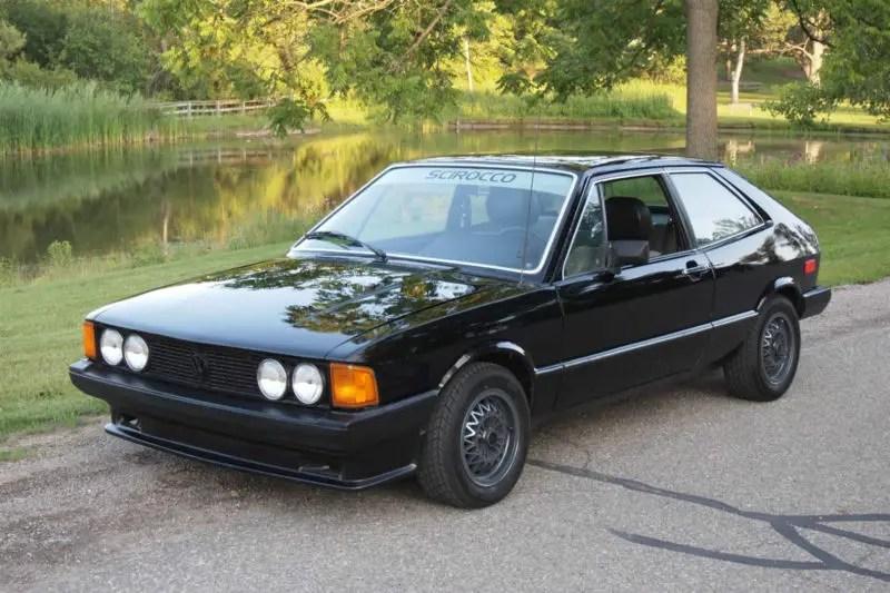 1980 Volkswagen Scirocco German Cars For Sale Blog