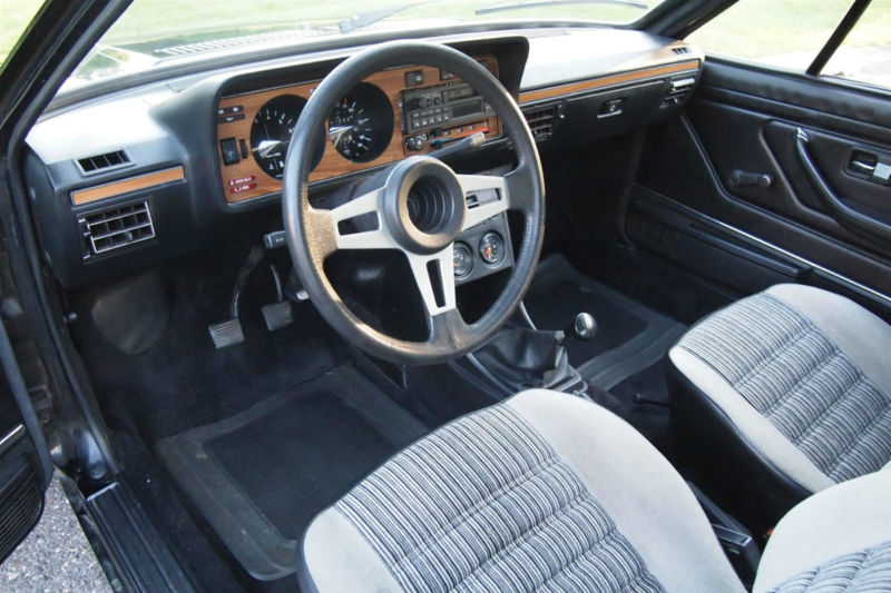 1980 Volkswagen Scirocco German Cars For Sale Blog