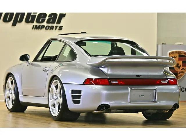 1998 porsche 911 turbo ruf conversion revisit german. Black Bedroom Furniture Sets. Home Design Ideas