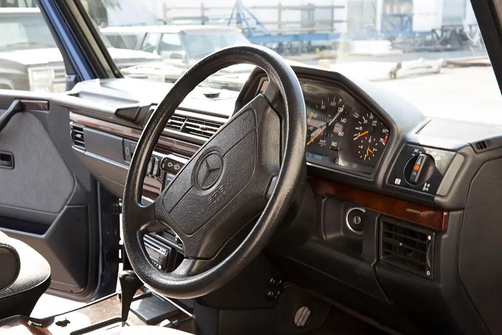 1994 Mercedes Benz G300 German Cars For Sale Blog