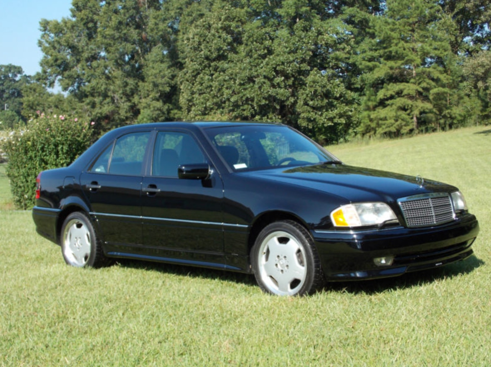 1996 Mercedes-Benz C36 AMG - German Cars For Sale Blog