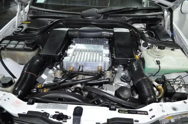 V8 week 1998 mercedes benz c43 amg german cars for sale for Mercedes benz v8 engines