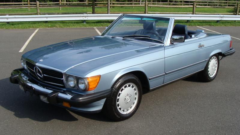 1988 mercedes benz 560sl german cars for sale blog