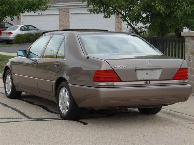 1992 mercedes benz 400se german cars for sale blog for Mercedes benz 1992
