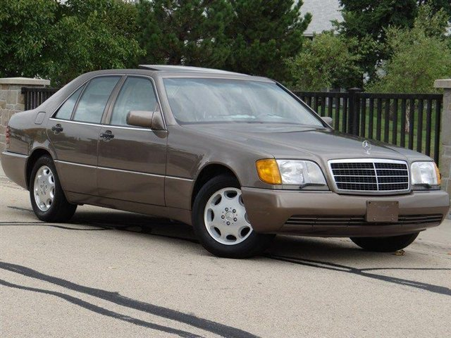 1992 mercedes benz 400se german cars for sale blog for Mercedes benz 400 se