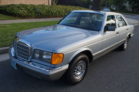 1983 mercedes benz 300sd german cars for sale blog for Mercedes benz southern california