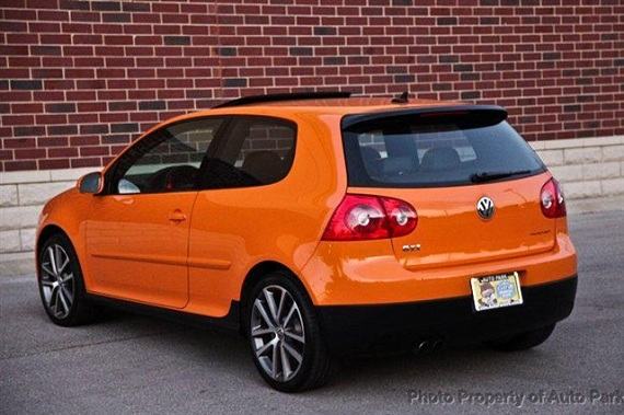 2007 Volkswagen GTi Fahrenheit Edition – German Cars For Sale Blog