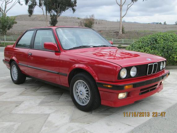1988 Bmw 325is German Cars For Sale Blog