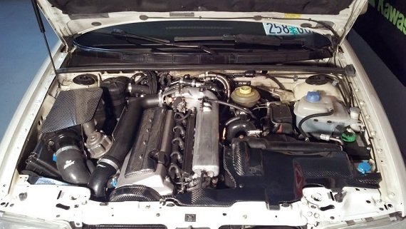 1990 Audi Coupe Quattro S2 replica – German Cars For Sale Blog