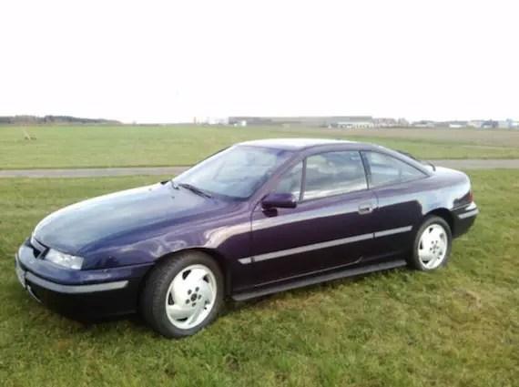 4wd week 1993 opel calibra turbo 16v 4 4 german cars for sale blog. Black Bedroom Furniture Sets. Home Design Ideas