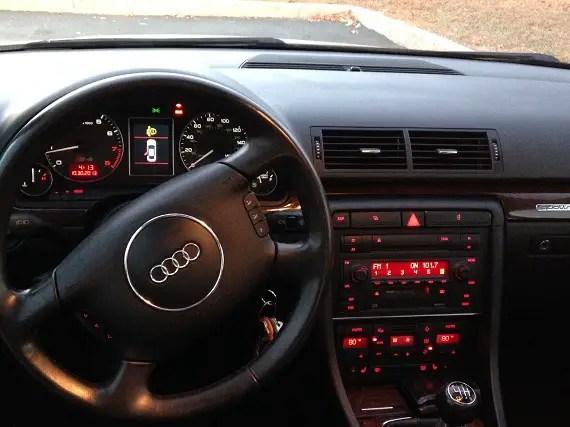 Form 10 K >> 4WD Week 10K Friday: 2004 Audi S4 v. 2006 Audi S4 – German Cars For Sale Blog