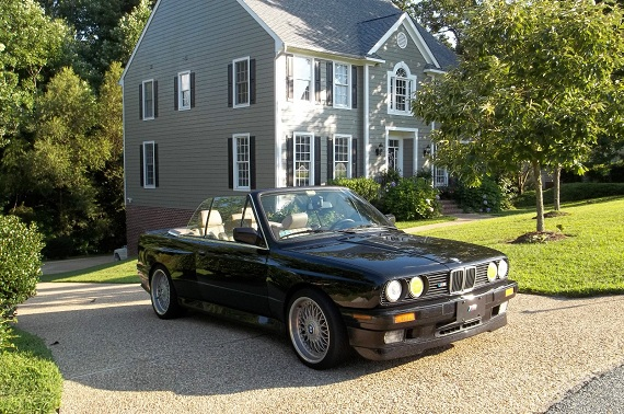 1989 bmw m3 convertible replica german cars for sale blog. Black Bedroom Furniture Sets. Home Design Ideas