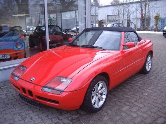 Party Like Its 1989 Week 89 Bmw Z1 German Cars For Sale Blog