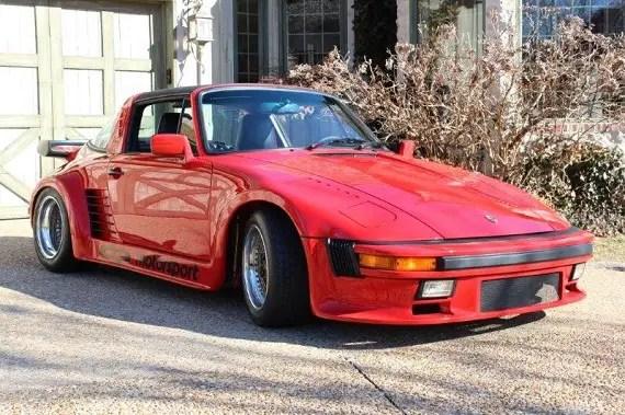 tuner tuesday 1988 porsche 911 targa dp935 revisit german cars for sale blog. Black Bedroom Furniture Sets. Home Design Ideas
