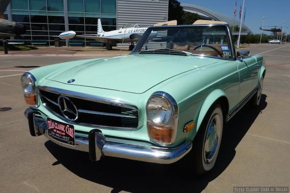 1971 mercedes benz 280sl german cars for sale blog for 280sl mercedes benz for sale