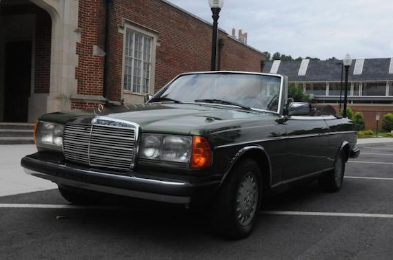 1979 mercedes benz 280ce convertible german cars for for Mercedes benz 280ce for sale