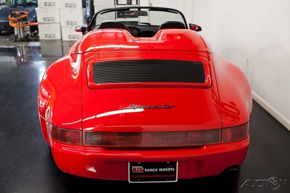 Tuner Tuesday 1994 Porsche 911 Strosek Mega Widebody