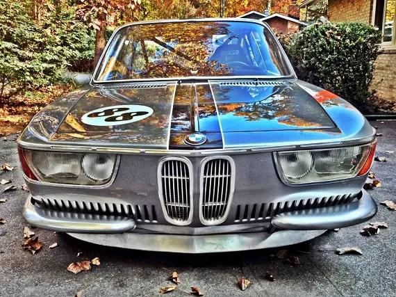 motorsports monday 1967 bmw 2000cs german cars for sale. Black Bedroom Furniture Sets. Home Design Ideas