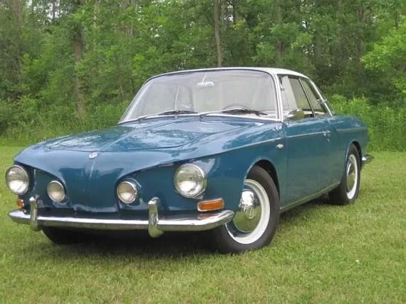 Double Take 1959 Karmann Ghia And 1964 Karmann Ghia Type