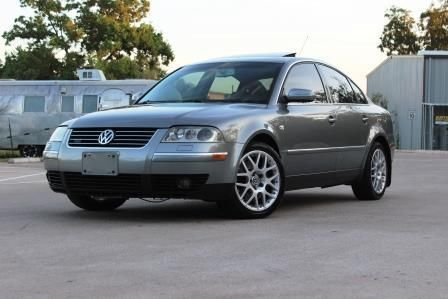 how rare 2003 and 2004 volkswagen passat w8 4motion 6 speed german cars for sale blog. Black Bedroom Furniture Sets. Home Design Ideas