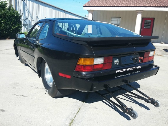 Motorsports Monday Porsche 944 Drag V Circuit German Cars For Sale Blog