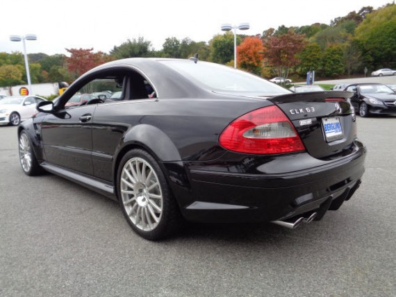 coupe week 2008 mercedes benz clk63 amg black series. Black Bedroom Furniture Sets. Home Design Ideas