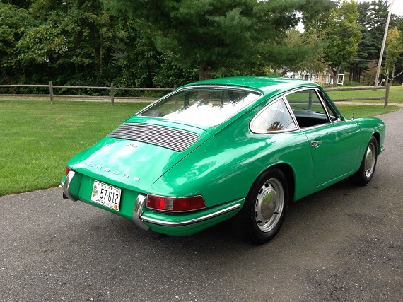 1968 porsche 912 coupe german cars for sale blog. Black Bedroom Furniture Sets. Home Design Ideas