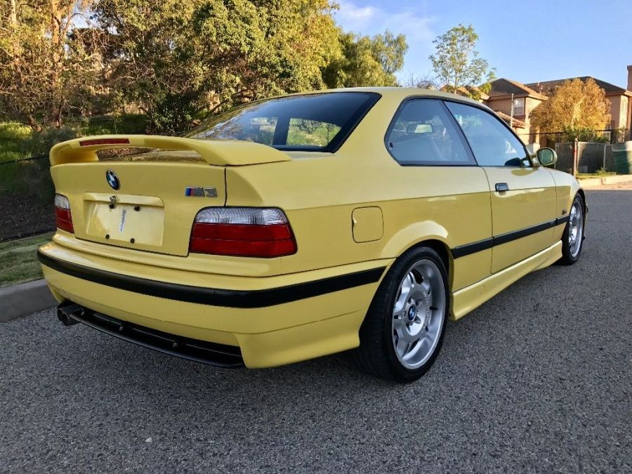 1995 BMW M3   German Cars For Sale Blog