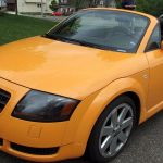 2004 Audi Tt 225 Quattro Roadster German Cars For Sale Blog