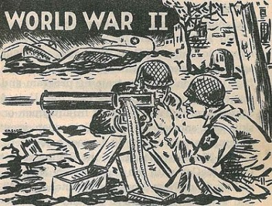 The Outbreak of World War II     German Culture Britain and France declared war on Germany two days later  By the end of  the month  Hitler s armies had overrun western Poland
