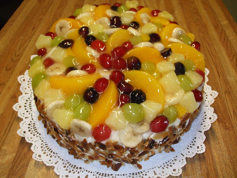 German-Fruit-Torte