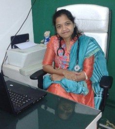 Dr. Lavanya Suresh - German Homeopathy Clinic, Bangalore