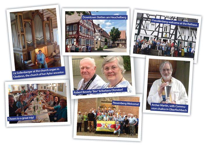 Germanna Foundation 2016 Trip to Germany