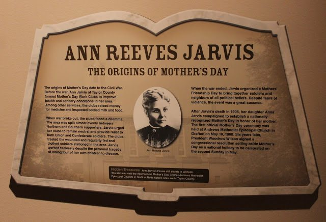 Image result for Anna Jarvis, creator of Mother's Day