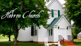 Hebron Lutheran Church's 300th Anniversary