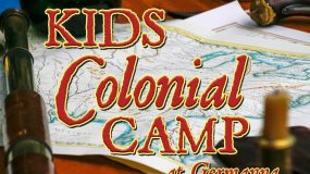 Kids Colonial Camp at Germanna