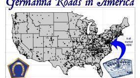 Germanna Roads in America