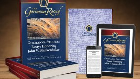 Germanna Record 20 Available Again and Now on Kindle