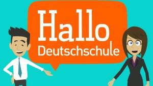 قناة Hallo Deutschschule على اليوتيوب