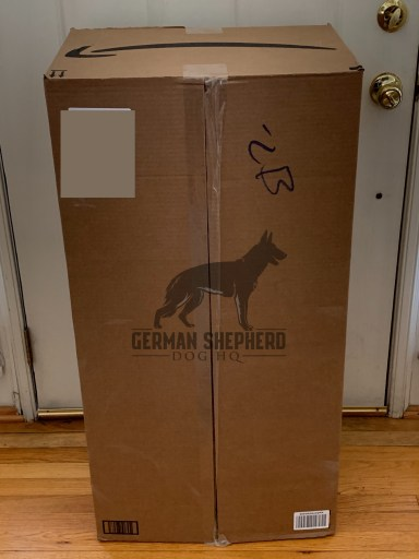 The Dog's Bed Packaging