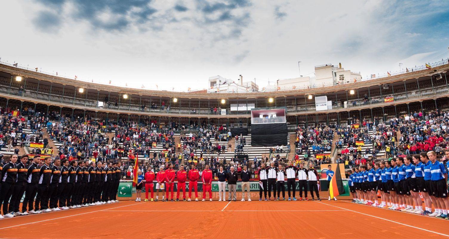 Copa Davis por BNP Paribas 2018