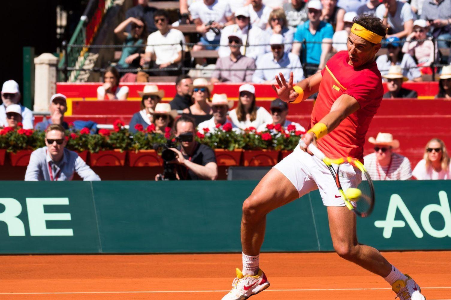 Rafael Nadal, Copa Davis 2018