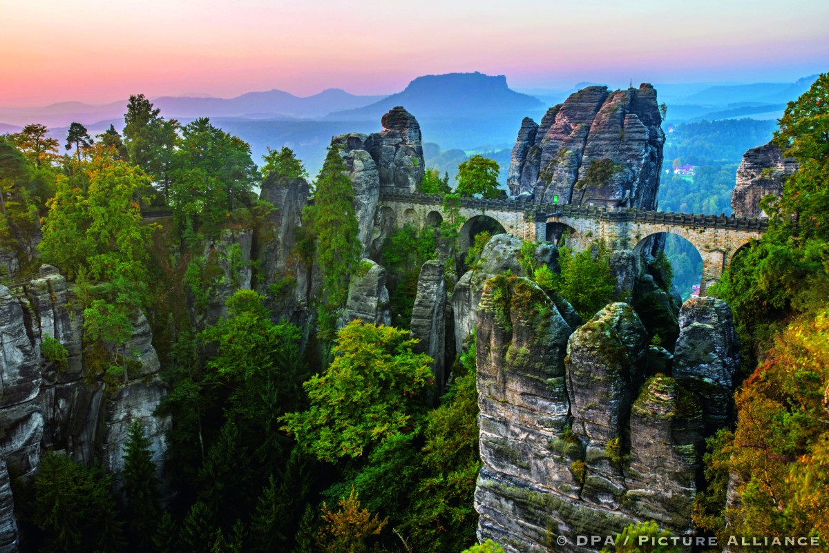 Travel Tuesday: The Bastei