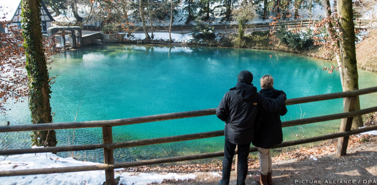 Travel Tuesday: Blautopf in Blaubeuren
